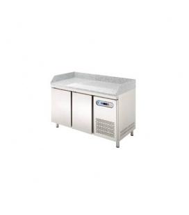 Mesa Fría Refrigerada de Pizzas Gastronorm GN 1/1 MPGP 135 Edenox